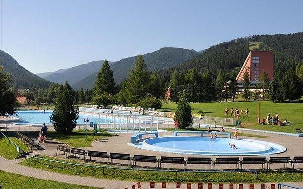 Hotel Máj, Nízké Tatry, vlastní doprava, polopenze4