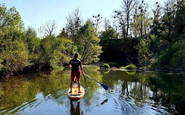 Škola paddleboardingu, 3 hodiny, počet osob: 1 osoba, Malá Skála (Liberecký kraj)3