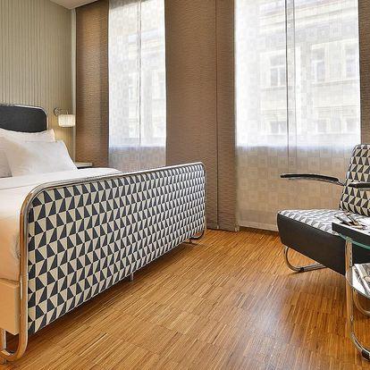 4* pobyt v Praze: moderní hotel a snídaně