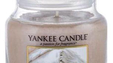Yankee Candle Warm Cashmere 411 g vonná svíčka unisex