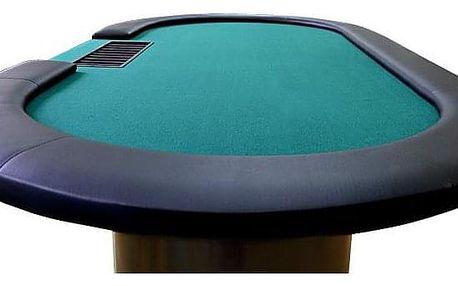 Garthen 39392 XL pokerový stůl - Casino stůl - do 10 hráčů