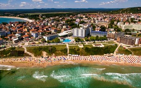 Bulharsko - Primorsko letecky na 8-15 dnů, all inclusive