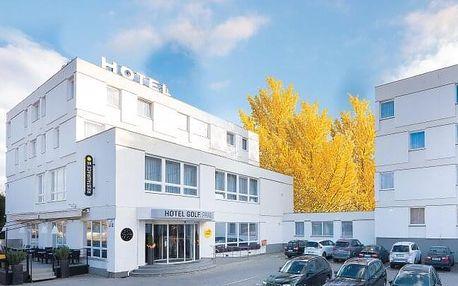 Praha luxusně u centra v Hotelu Golf Praha **** s privátním wellness, zábalem, snídaněmi a večeří