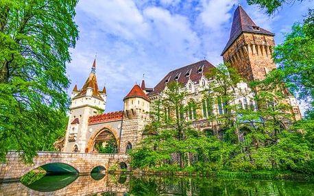 Pobyt v centru Budapešti u Zoo a hradu Vajdahunyad v Hotelu Benczúr *** se snídaněmi + dítě zdarma