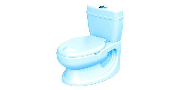 Dolu Dětská toaleta, modrá2