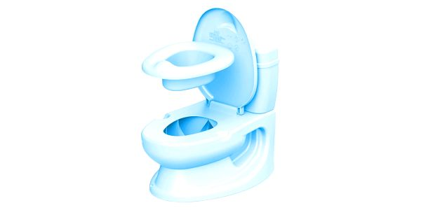 Dolu Dětská toaleta, modrá4