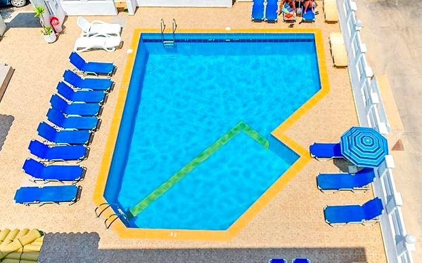 Hotel Hersonissos Sun, Kréta, letecky, all inclusive4