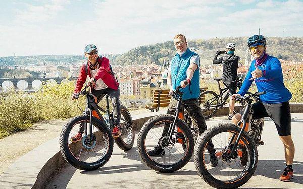Soukromý cyklovýlet údolím Divoké Šárky   Praha   Celoročně (ideálně duben – říjen) dle domluvy.   Cca 4,5 hodiny.5