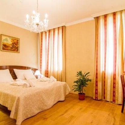 Maďarsko blízko lázní na zámku Batthyány Kastélyszálló **** s termálním wellness, animacemi a polopenzí