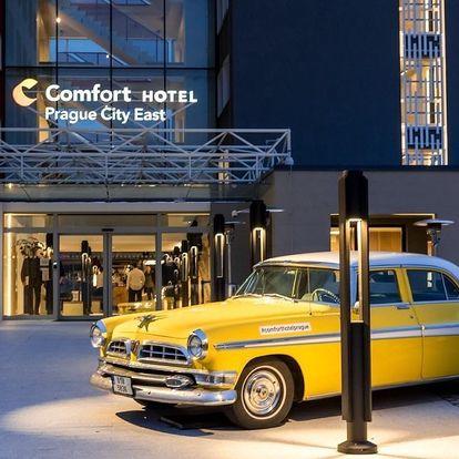 Moderní hotel se snídaní a rychlým spojením do centra - dlouhá platnost poukazu