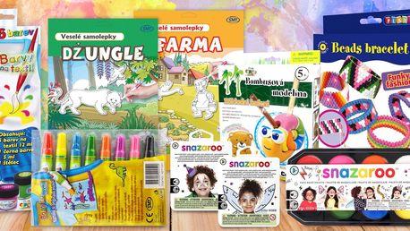 Výtvarné hračky pro malé i velké