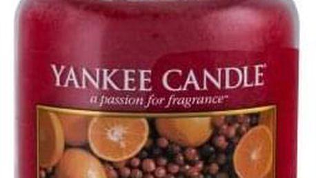 Yankee Candle Mandarin Cranberry 623 g vonná svíčka unisex
