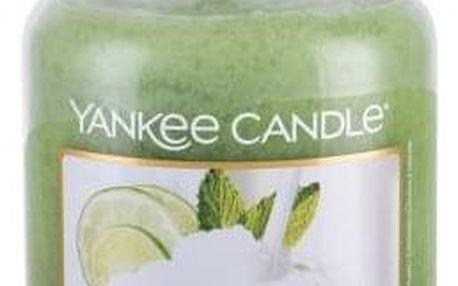 Yankee Candle Vanilla Lime 623 g vonná svíčka unisex