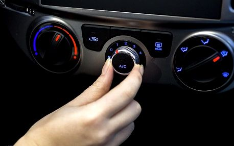Kompletní servis klimatizace vozu
