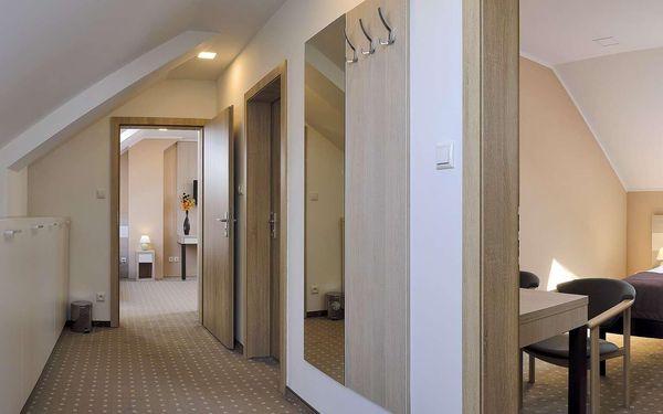 Pobyt v Lázeňském hotelu KUBO *** pro 2 osoby na 2 noci přes týden3