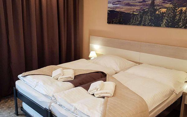 Pobyt v Lázeňském hotelu KUBO *** pro 2 osoby na 2 noci přes týden5