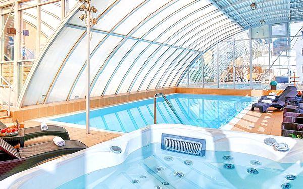 Relax v Piešťanech: polopenze, bazén i wellness