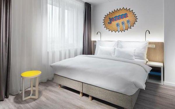 Moderní hotel se snídaní a rychlým spojením do centra 3 dny / 2 noci, 2 os., snídaně3