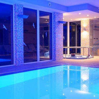 Češkovice - Blansko, Wellness Hotel Panorama**** a panoramatickým výhledem