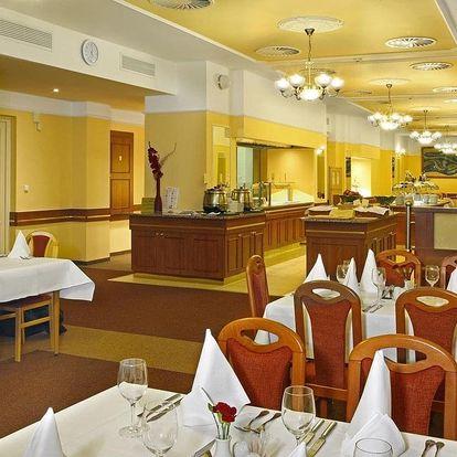 Mariánské Lázně, hotel Vltava**** s wellness ve stylu římských lázní