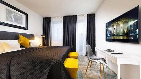 Wellness dovolená se šampaňskou snídaní v Bo33 Hotel Family & Suites v Budapešti