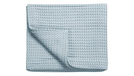 Vandyck Vandyck Luxusní přehoz na postel Home Piqué waffle China blue - sv. modrá