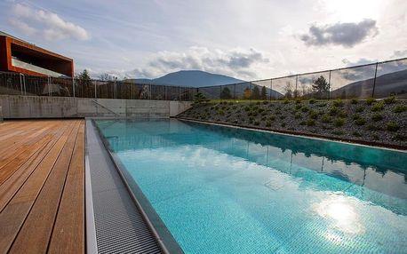 Čeladná, moderní hotel Miura**** s golfovým hřištěm