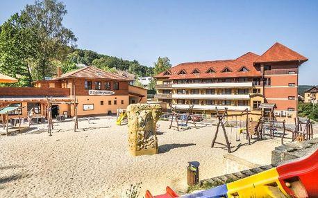 Luhačovice, hotel Ambra**** s širokou nabídkou procedur