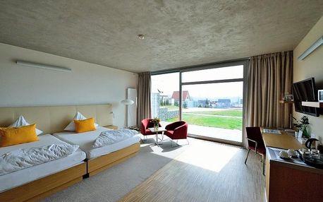 Perfektní dovolená s polopenzí v luxusním hotelu Antonie**** v Jizerských horách