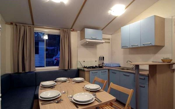 Camping Park Soline - mobilní domky, Severní Dalmácie, autobusem, bez stravy2