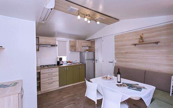 Camping Park Soline - mobilní domky, Severní Dalmácie, autobusem, bez stravy4