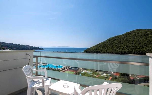 hotel Hedera - 3 noci, Istrie, vlastní doprava, polopenze3