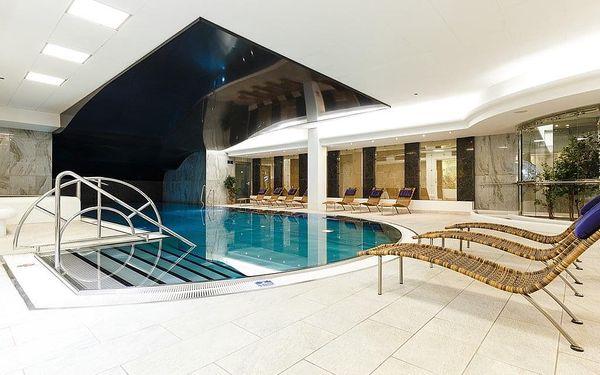 Karlovy Vary, Spa Hotel Thermal**** s volným vstupem do wellness