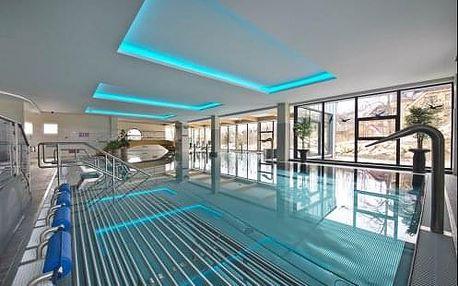 Tatranská Lomnica - Wellness pobyt s bazénem pod Lomnickým štítem v hotelu Sorea Uran