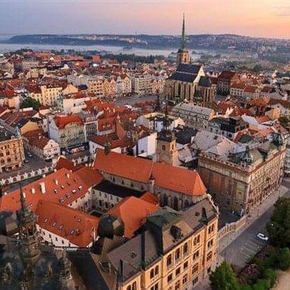 Plzeň na 2-3 dny, snídaně v ceně
