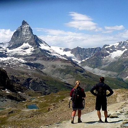 Švýcarsko, autobusem na 10 dní