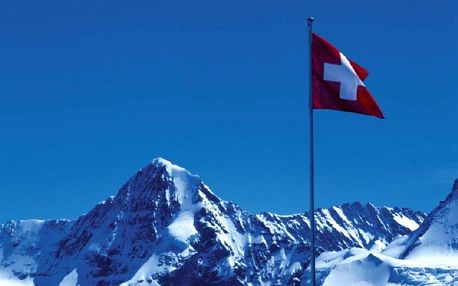 Švýcarsko, autobusem na 6 dní