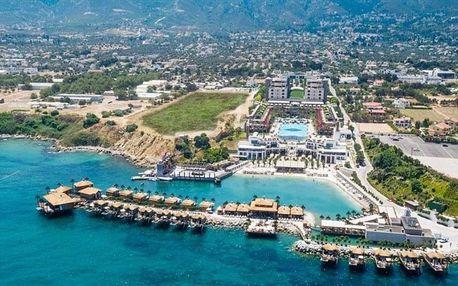 Kypr, Kyrenia, letecky na 15 dní