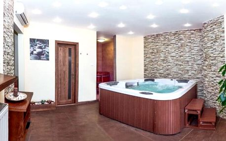 Slovensko: Komárno pro milovníky cyklistiky a relaxace v Hotelu Banderium *** s privátním wellness a polopenzí