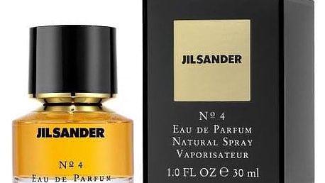 Jil Sander No.4 30 ml parfémovaná voda pro ženy