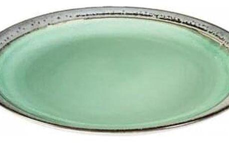 Tescoma Mělký talíř EMOTION 26 cm, zelená