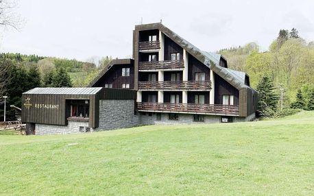 Letní dovolená v Krkonoších s polopenzí i zapůjčením elektrokol a wellness