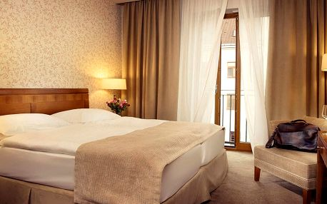 Víkendová romantika v hotelu Ambassador ****