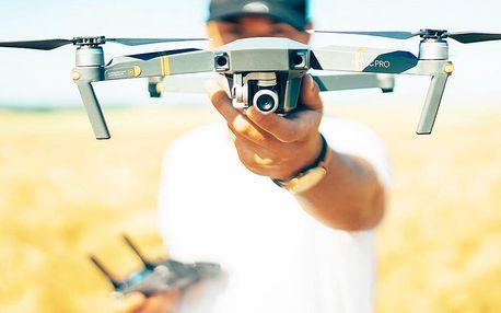 Naučte se létat s dronem