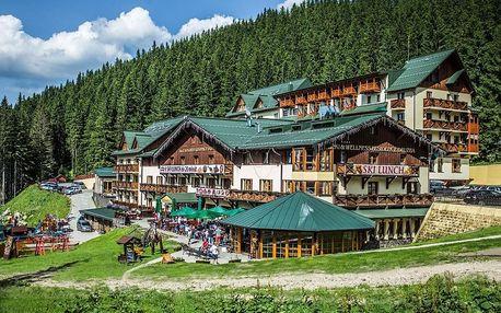 Demänovská Dolina, Ski a Wellness Residence Družba****