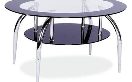 Konferenční stolek LOJA 100x60x50 cm
