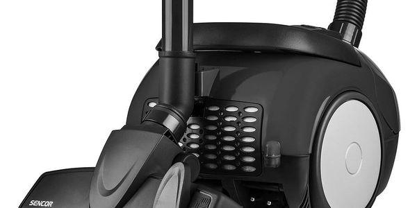 Vysavač podlahový Sencor SVC 45BK-EUE3 černý4