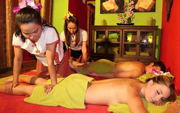 Speciální masáž dle výběru pro 2 (60 minut)5