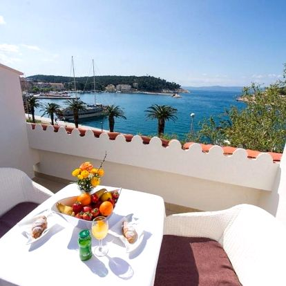 Chorvatsko, Makarská riviéra: Hotel Biokovo