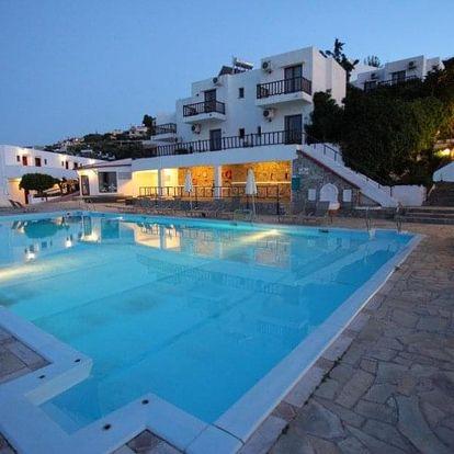 Řecko, Kréta, letecky na 12 dní